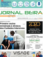 Jornal da Beira - 2020-12-30