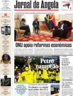 Jornal de Angola - 2019-05-18