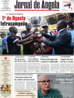 Jornal de Angola - 2019-05-20