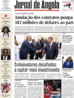 Jornal de Angola - 2019-05-21