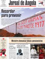 Jornal de Angola - 2019-05-27