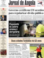 Jornal de Angola - 2019-05-28