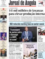Jornal de Angola - 2019-06-07