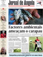 Jornal de Angola - 2019-06-08