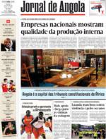 Jornal de Angola - 2019-06-09