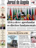 Jornal de Angola - 2019-06-11