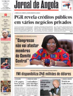 Jornal de Angola - 2019-06-14