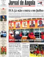 Jornal de Angola - 2019-06-15