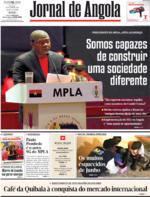 Jornal de Angola - 2019-06-16