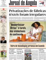 Jornal de Angola - 2019-06-18