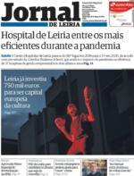 Jornal de Leiria - 2021-03-25