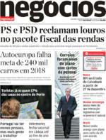 Jornal de Negócios - 2018-12-19