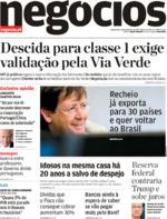 Jornal de Negócios - 2018-12-20