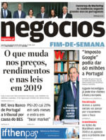 Jornal de Negócios - 2018-12-28