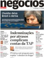 Jornal de Negócios - 2019-01-16