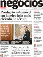 Jornal de Negócios - 2019-02-27