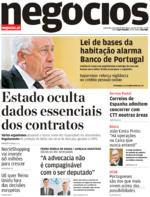 Jornal de Negócios - 2019-04-11