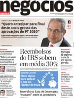 Jornal de Negócios - 2019-04-22