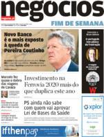 Jornal de Negócios - 2019-05-03