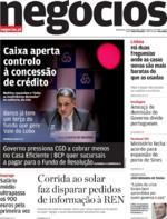 Jornal de Negócios - 2019-05-09