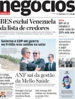 Jornal de Negócios - 2019-06-04
