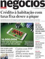 Jornal de Negócios - 2019-07-10