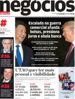 Jornal de Negócios - 2019-08-06