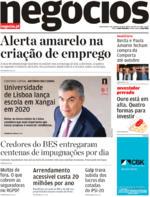 Jornal de Negócios - 2019-09-09
