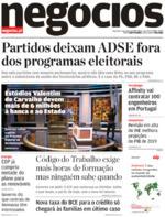 Jornal de Negócios - 2019-10-01