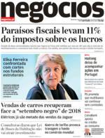 Jornal de Negócios - 2019-10-02