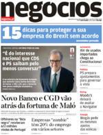 Jornal de Negócios - 2019-10-14