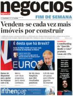 Jornal de Negócios - 2019-10-18