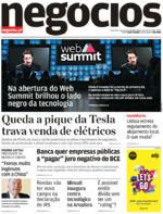 Jornal de Negócios - 2019-11-05