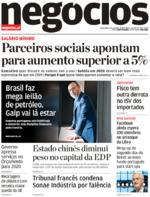 Jornal de Negócios - 2019-11-06