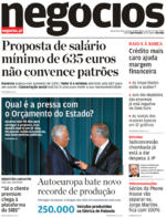Jornal de Negócios - 2019-11-13