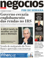 Jornal de Negócios - 2019-11-15