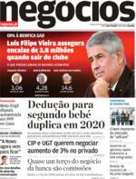 Jornal de Negócios - 2019-11-20