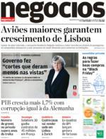 Jornal de Negócios - 2019-11-25