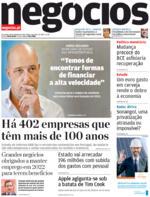 Jornal de Negócios - 2021-09-14