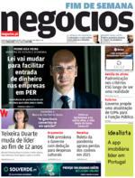 Jornal de Negócios - 2021-10-08