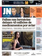 Jornal de Notícias - 2018-10-23