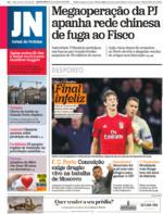 Jornal de Notícias - 2018-10-24