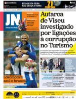 Jornal de Notícias - 2018-10-25