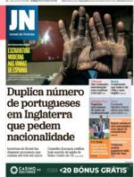 Jornal de Notícias - 2018-11-25