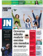 Jornal de Notícias - 2021-02-27