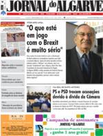 Jornal do Algarve - 2018-11-22