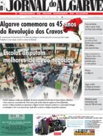 Jornal do Algarve - 2019-04-18