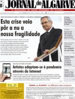Jornal do Algarve - 2020-05-07