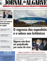 Jornal do Algarve - 2020-07-09