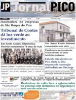 Jornal do Pico - 2020-05-21